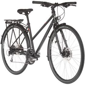 vsf fahrradmanufaktur T-100 Sport Trapeze Alivio 27-speed Disc, ebony matt